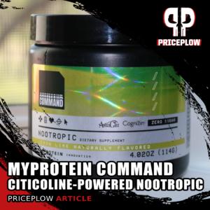 Myprotein Command
