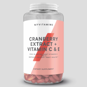 Myprotein Cranberry Extract Vitamins