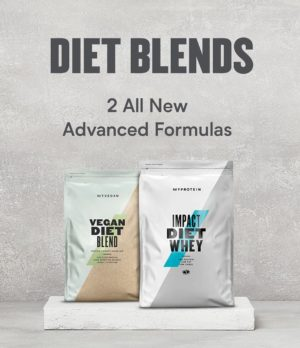 Myprotein Diet Protein Blends