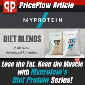 Myprotein Diet Protein Series