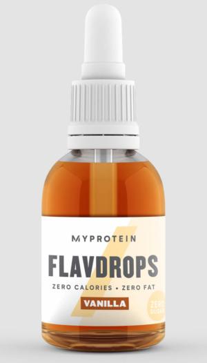 Myprotein FlavDrops Vanilla