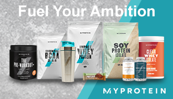 Myprotein: Fuel Your Ambition