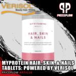 Myprotein Hair, Skin, & Nails Capsules