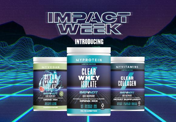Myprotein Impact Week