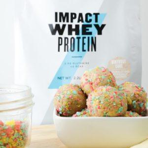 Myprotein Impact Whey Recipe