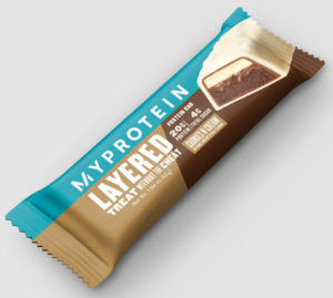 Myprotein Layered Bar Single
