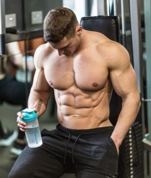 Myprotein Matt Morisa