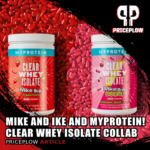 Mike and Ike Myprotein Collab