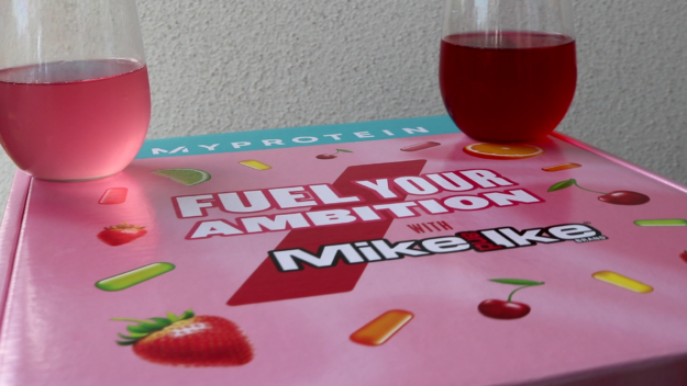 Myprotein Mike and Ike Sample Box