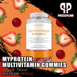 Myprotein Multivitamin Gummies