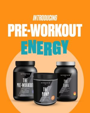 Myprotein Pre-Workout Energy