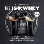 Myprotein THE ISO Whey Graphic