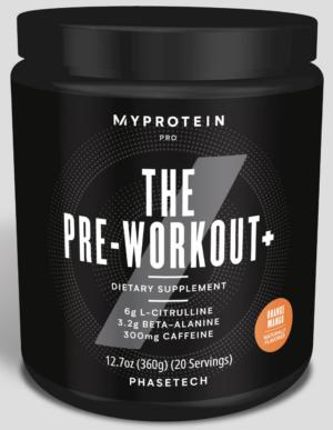 Myprotein THE Pre-Workout Plus