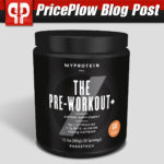 Myprotein THE Pre-Workout Plus PricePlow