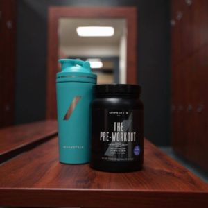Myprotein THE Pre-Workout Shaker