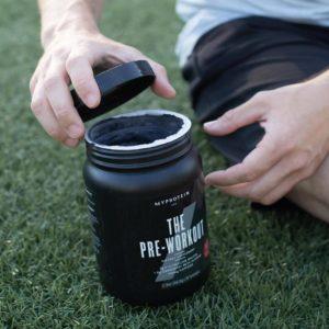 Myprotein THE Pre-Workout Tub