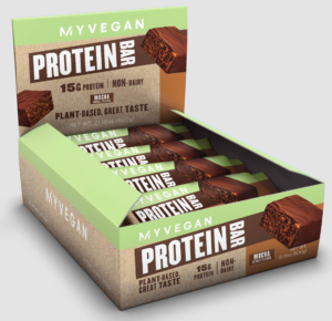 Myprotein Vegan Protein Bar Box
