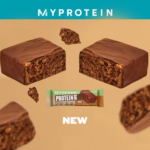 Myprotein Vegan Protein Bar Graphic Two