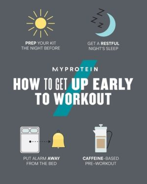 Myprotein Workout Tips