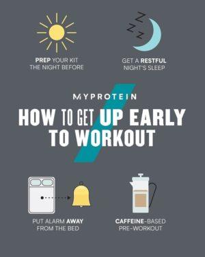 Myprotein Workout Tips