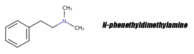 N-Phenethyldimethylamine