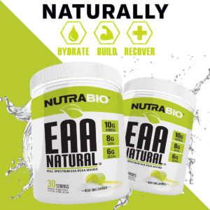 Natural EAA Essential Amino Acids