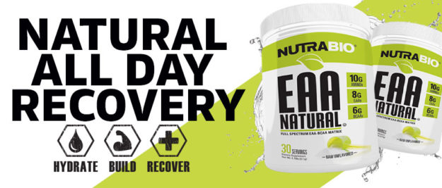 Natural All Day Recovery