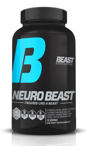 Neuro Beast is here, and this is looking like one *incredible* Nootropic Energy & Focus Pill!