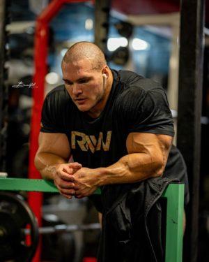 Nick Walker RAW Nutrition