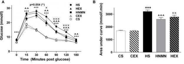 NMN Glucose Tolerance