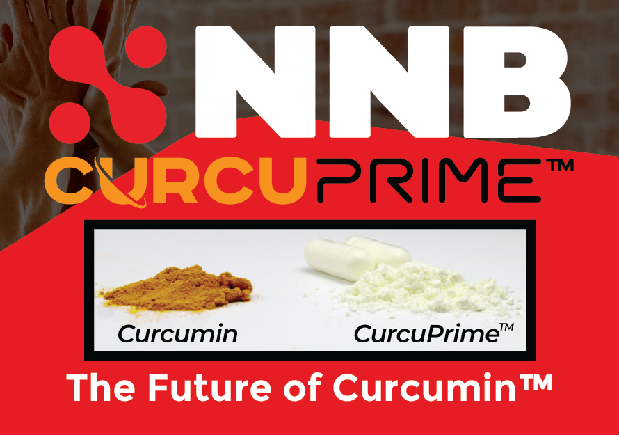 NNB Nutrition CurcuPrime: Curcumin's Better Half for Dieters