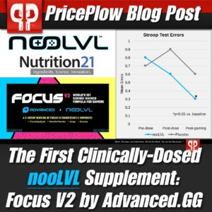 nooLVL Advanced Focus V2