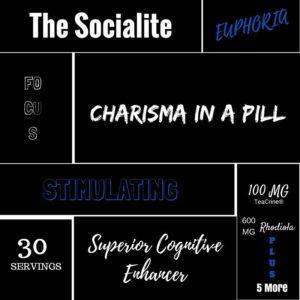 NooWave Socialite Charisma