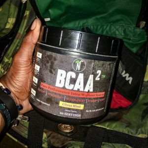 Northbound Nutrition BCAA2 Close Up