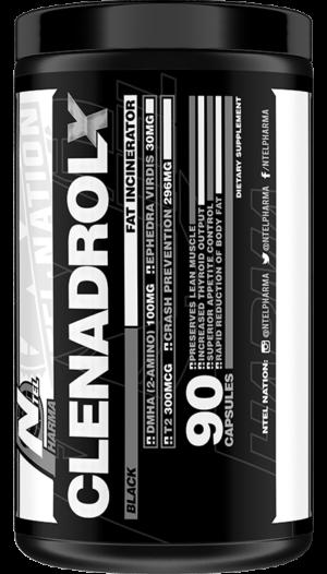 NTel Clenadrol X