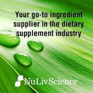NuLiv Science Ingredients