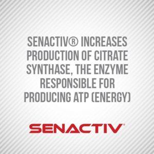 NuLiv Science Senactiv Ingredient Info