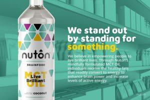 Nuton Brainfood Stand