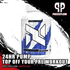 Nutra Innovations 24HR Pump