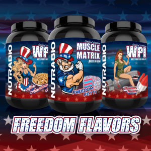 NutraBio FREEDOM Flavors: Get a Taste of Freedom, 20% off!