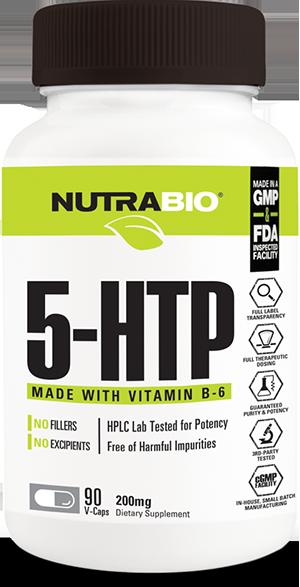NutraBio 5-HTP