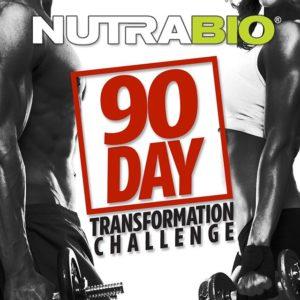 NutraBio 90 Day Challenge