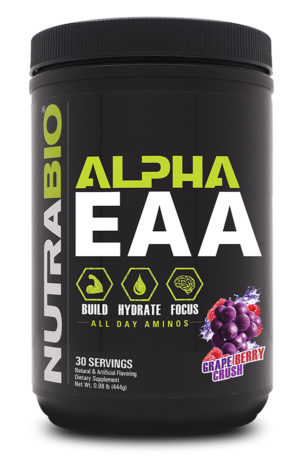 NutraBio Alpha EAA Grape