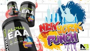 NutraBio Alpha EAA New York Punch