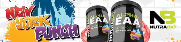 NutraBio Alpha EAA NY Punch