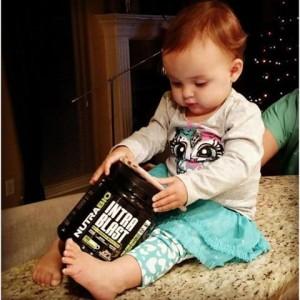 NutraBio Baby Gains