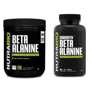 NutraBio Beta Alanine