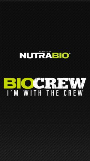 NutraBio BioCrew Instagram Story Image