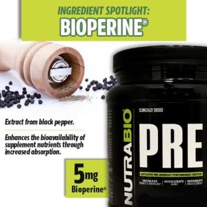 NutraBio BioPerine