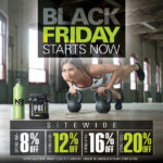 NutraBio Black Friday Supplements 2017